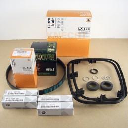 Kit filtre à huile  adaptable série 6/7 sans radiateur d'huile