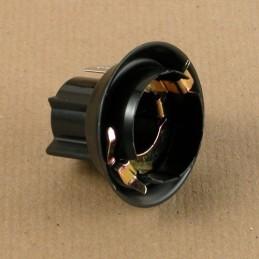 Feu arrière LED homologué - EGG noir