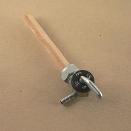 Amortisseur de vibrations pour pompe à essence