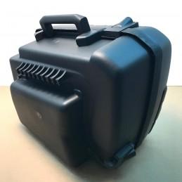 Couvercle de valise gauche